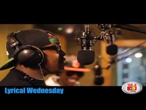 All Star Cypher Session On Lyrical Wednesday video