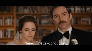 TWILIGHT SAGA: ROZBŘESK 1. část (2011) oficiální český trailer 2