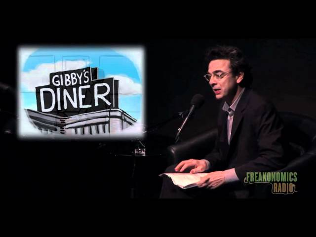 Dubner Introduces Himself: Freakonomics Radio Live in St. Paul