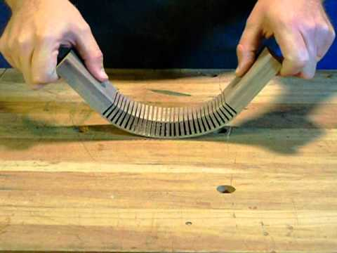 Kerf Bending Wood Parts.mp4