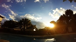 Installing The New Window Air Conditioner, Kinder Toys Are Weird & An Awesome Sunset Timelapse!
