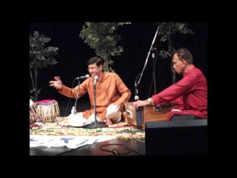 Rajendra Dixit - Marathi Natya Geet Lalna Pani Grahana from...