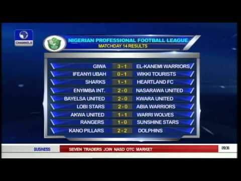 Sport This Morning: Analysts Give Update On Nigeria Professional Football League -- 290615 Pt 1