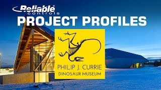Philip J. Currie Dinosaur Museum - Reliable Controls Project Profiles (COMING SOON!)