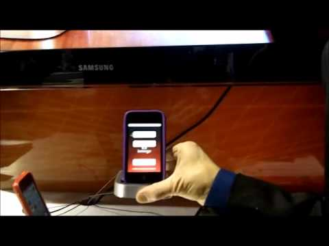 Up Close with Iomega s SuperHero iPhone Backup (CES 2011)