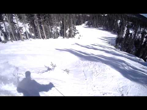 Minder Binder: Skiing Angel Fire, NM with a 808 #16 Camera (D-Lens)