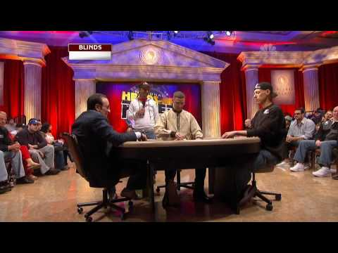 National Heads Up Poker Championship 2009 Episode 10 3/5 Video