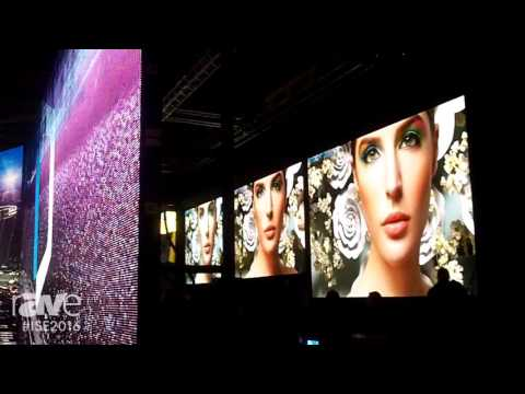 ISE 2016: digiLED Talks About the Bristol Motor Speedway Project