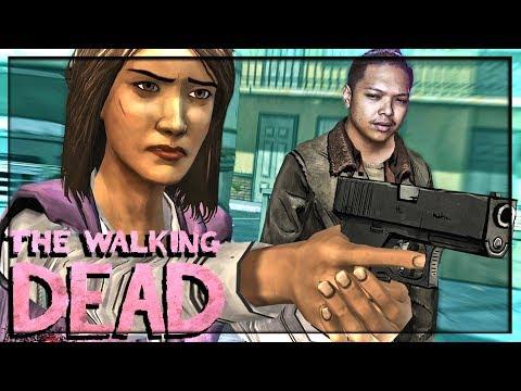 KENAPA HARUS CARLEY?? The Walking Dead #7