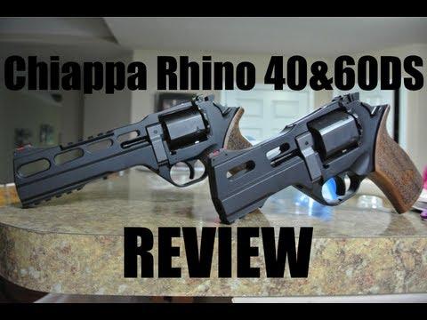 Chiappa Rhino 357 Magnum Review