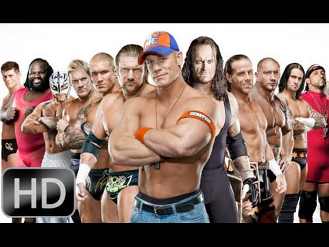 Wwe Royal Rumble 2010 The Royal Rumble Match video