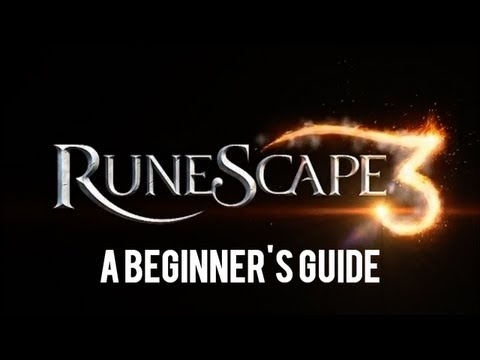 RuneScape 3 – A Beginner's Guide – Interfaces, Settings, and More!