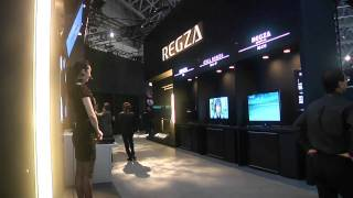 CEATEC: Toshiba's no-glasses 3D TV