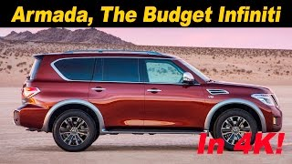 Download Lagu 2017 Nissan Armada First Drive Review - In 4K UHD! Gratis STAFABAND