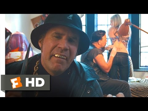 The Other Guys (2010) - Gator the Pimp Scene (4/10) | Movieclips