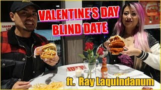 Blind Date Valentine 39 S Day Special At Fatburgers Rainaiscrazy Ft Ray Laquindanum