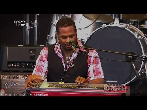Robert Randolph & The Family Band - Nice Jazz Festival 2012