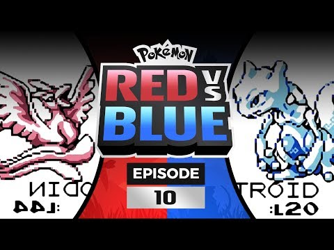 Pokemon Red and Blue Versus - EP 10   The Comeback Kid!