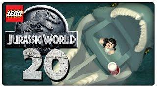 Let's Play LEGO JURASSIC WORLD Part 20: Die Flugsaurier brechen aus!