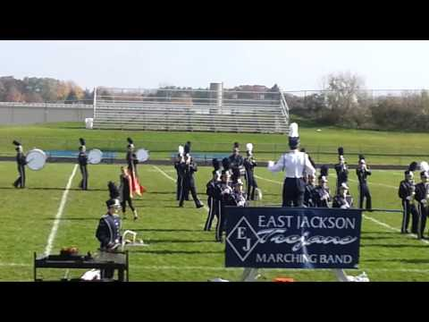 East Jackson High School Band @ Springport: Dream On
