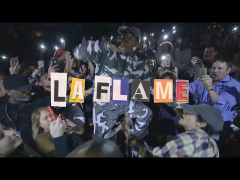 """Go Behind the Scenes With Travi$ Scott in New """"La Flame"""" Short Film news"""