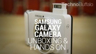Galaxy Camera Unboxing