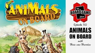 That Board Game Show, Episode 50 | Animals on Board