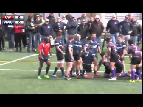 2015 NCRC Championship: University of Washington vs. Western Washington University