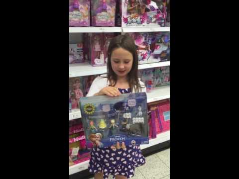 Great Girls - toy hunt at home bargains