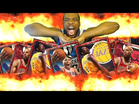 MOST PULLED/TROLLED RUBY PLAYERS IN PACKS! CHALLENGE! NBA 2k15 MyTeam Gameplay! Funny!