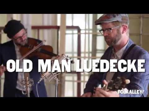 Folk Alley Sessions: Old Man Luedecke -