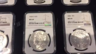 My first ever NGC silver unboxing!!