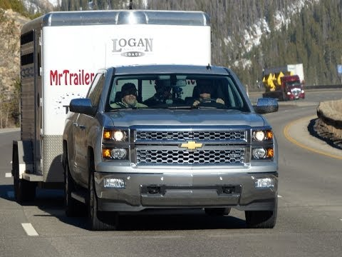 2014 Chevy Silverado 6.2L takes on Nissan, Ford & the Ike Gauntlet 2.0 Mega Tow Test (Episode 3)