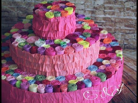 Красивые торты своими руками с днем рождения 137
