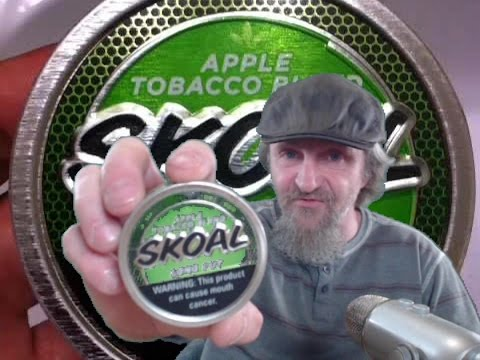 SKOAL APPLE DIP REVIEW