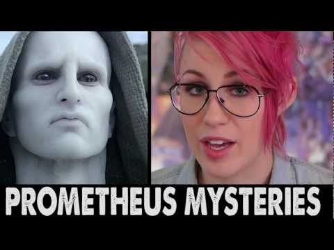 Prometheus Mysteries Analysis  - Space Jesus - & Conspiracy stuff