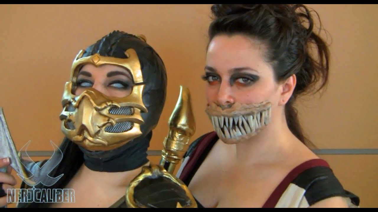 Mortal Kombat Adult SubZero Costume And Mask  amazoncom