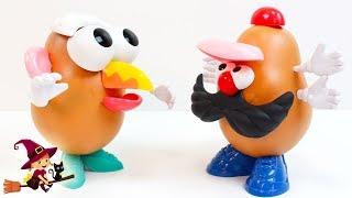 Montamos 8 Diferentes Muñecos con el Señor Patata
