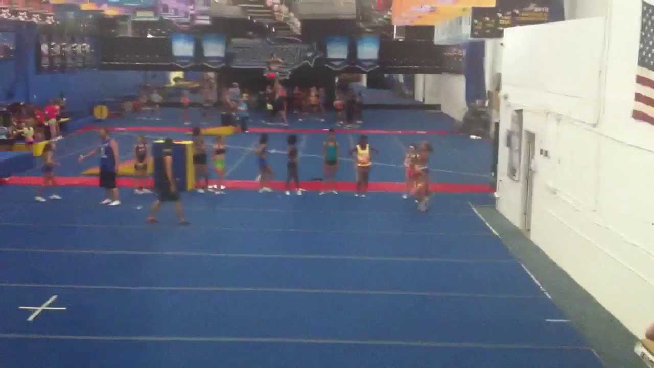 Front Back Walkover Front Walkover-roundoff-double