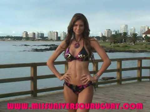 Natalie Yoffe - Aspirante Miss Universo Uruguay 2010