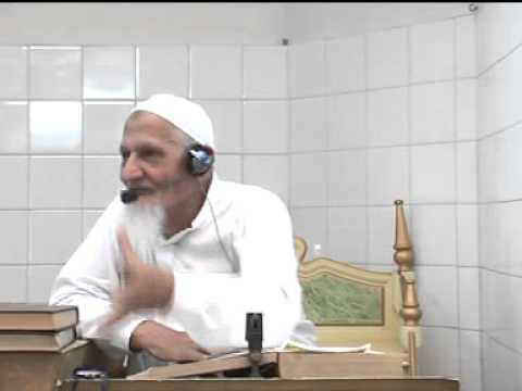 Maulana Ishaq -  Qadiyani Dajjal or un ka missioin - fri 27062008