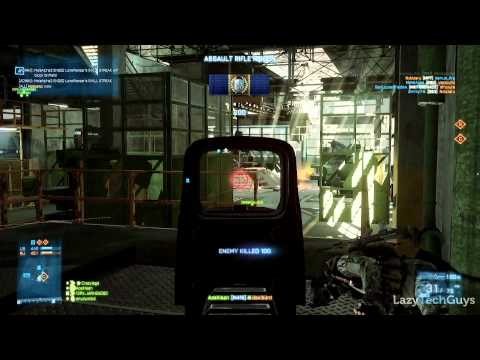 Battlefield 3 Conquest Domination Shenanigans #1