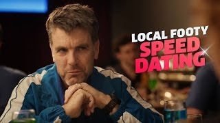 Local Footy Speed Dating