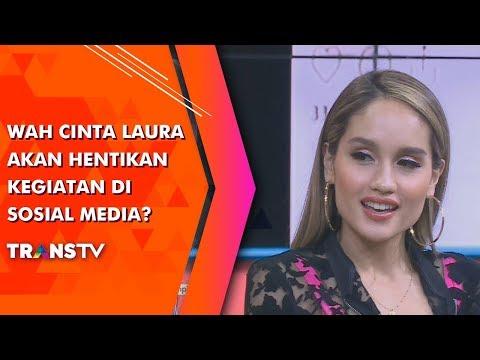 Download  RUMPI - Wah Cinta Laura Akan Hentikan Kegiatan Di Sosial media? 17/7/19 Part 2 Gratis, download lagu terbaru