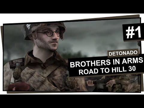 Brothers in Arms: Road to Hill 30 #1 -  Colina 30 (Legendado em português)