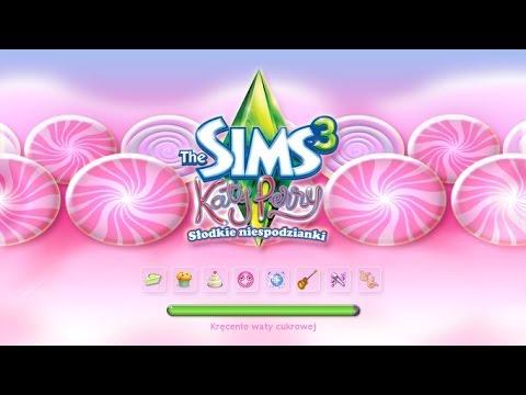 First Look: The Sims 3: Słodkie Niespodzianki Katy Perry - Nowe fryzury, ubrania i przedmioty