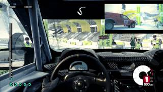 DiRT3 HD Gameplay PC HD 7850 Sapphire OC Edition