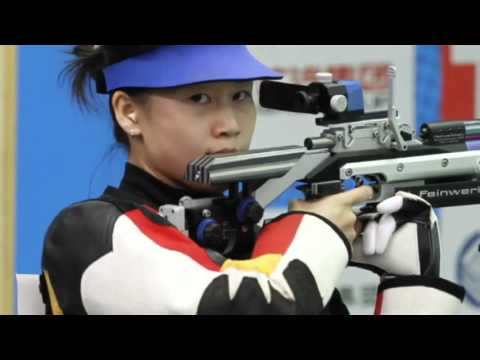 Yi Siling Wins first Gold Medal of London 2012 Games