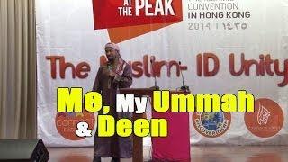 Me, My Ummah & Deen – Kamal El Mekki