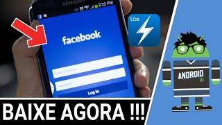 Nova versão !!! Facebook mais rapido e leve integrado ao messenger